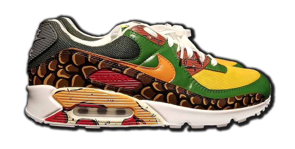 80's Collection 03 - Shell Shock Air Max 90