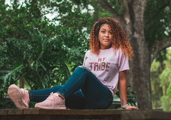 Unisex Floral Fly Tribe