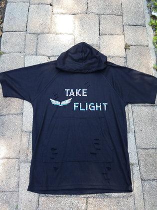 Men's Vintage Take Flight Hoodie