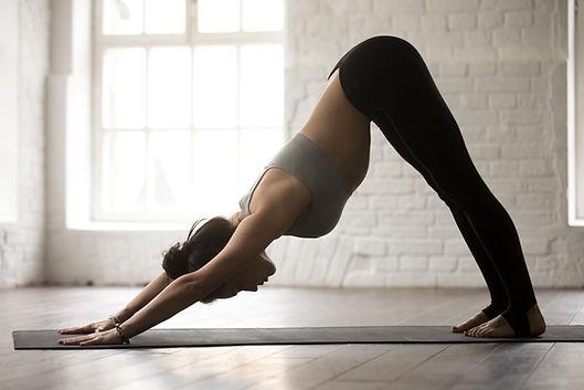 Yoga Adhomukha-shvanasana