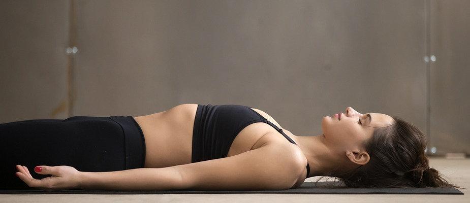 Yoga Saguenay - Shavasana