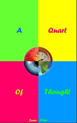 A Quart Of Thought by Juan Dime - ebook cover