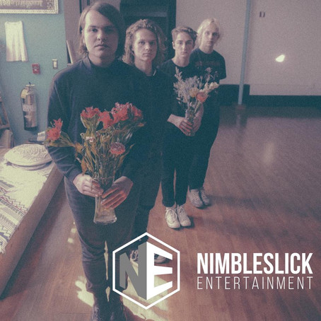 Sonic Blume signs with Nimbleslick Entertainment Booking Agency