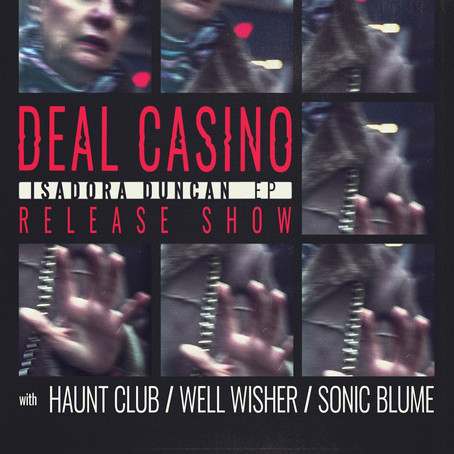 Deal Casino EP Release Show at The House of Independents - 6/16/18