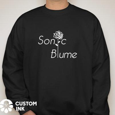 SB Original Logo Black Crewneck Sweatshirt