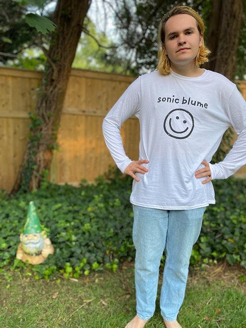 """Sonic Blume """"Happy"""" T"""