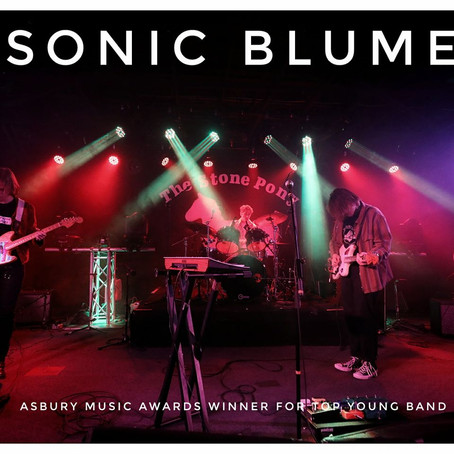 "Asbury's ""Top Young Band"" Winner...Sonic Blume!"