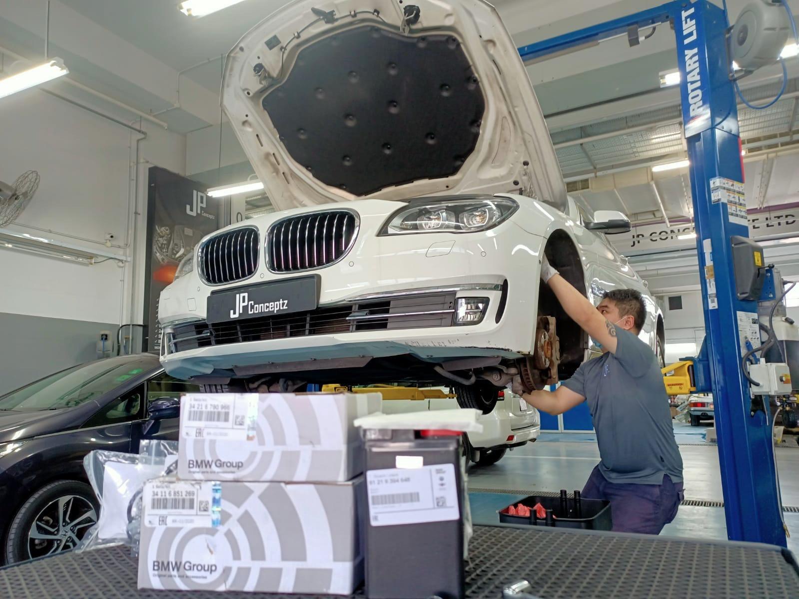 Vehicle Maintenance / Repairs