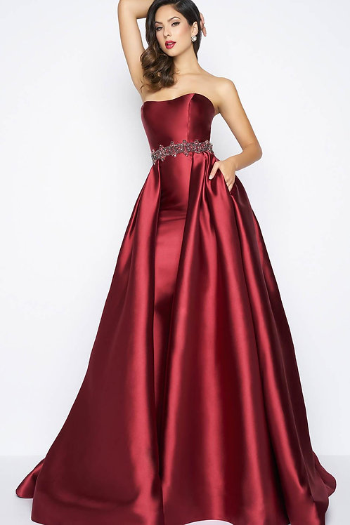 Mac Duggal 48519R Front View