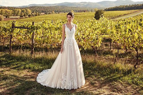 Eddy K Wedding Dress EK1231 front view