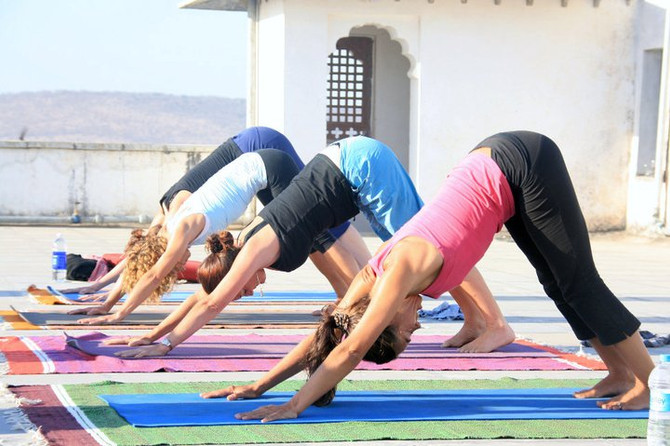 Why go on a yoga retreat?