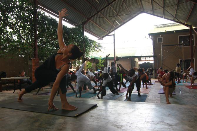 Jinja Community Yoga