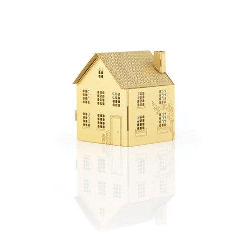 First House Miniature brass model kit