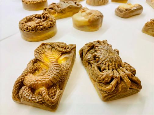 Organic Vegan Handmade Soaps with essential oils