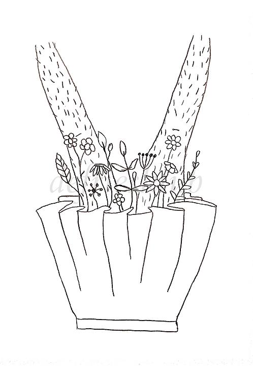 potteplanten