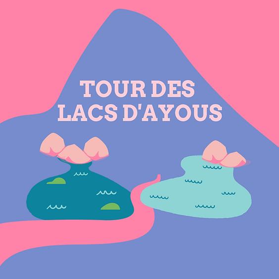 Le tour des lacs d'Ayous