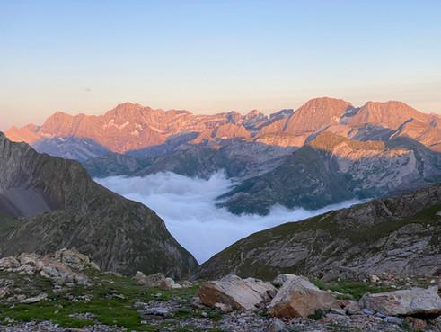Un trek dans les Hautes-Pyrénées