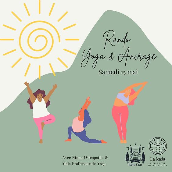Rando Yoga & Ancrage ⛰️🧘♀️