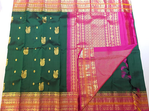 FANCY TRADITIONAL SILK SAREES WITH SILK MARK