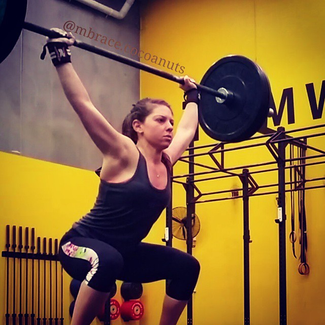 Overhead Squats are one of  the best lif