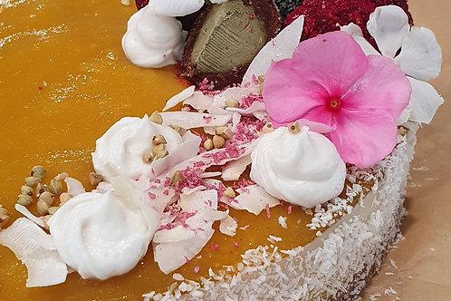 Mango White Chocolate