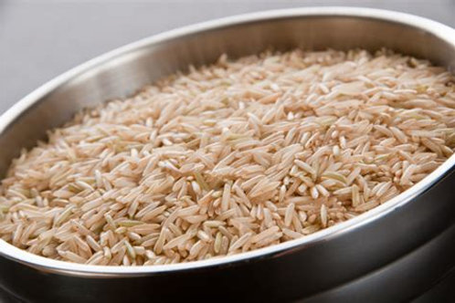 Brown Basmati Rice - Bio rain fed - Organic