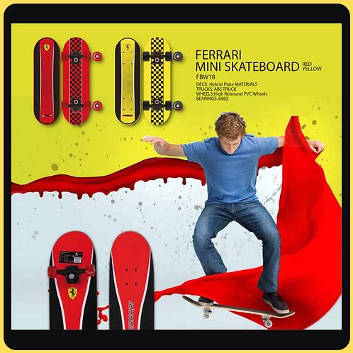 Ferrari mini skateboard