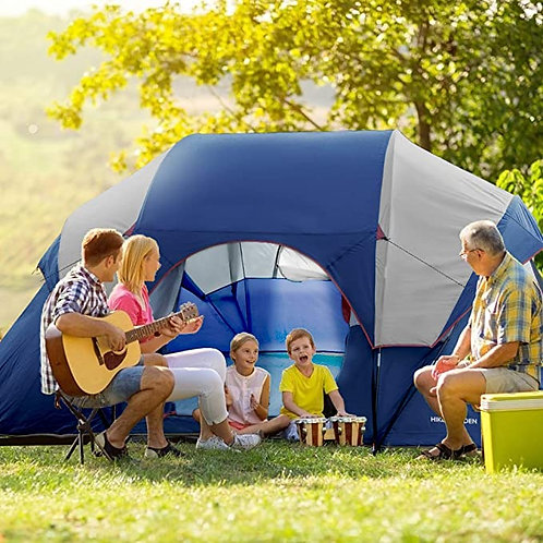 5-8 persons large pop up tent
