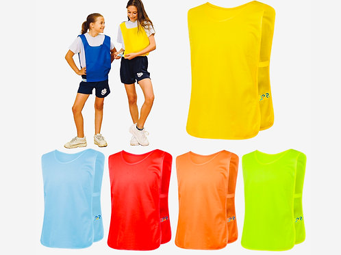 Training vests (5 pieces)