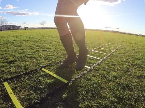 Agility ladder type 011