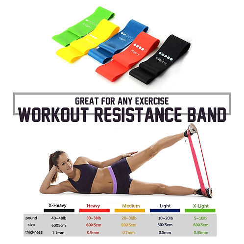 Resistance band 011