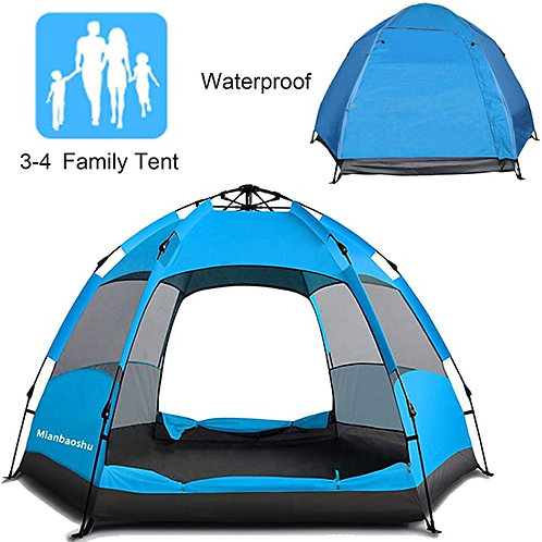 Smart fast family tent type 017