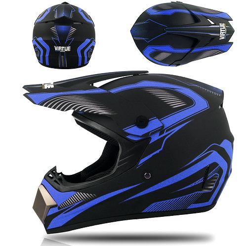Off road full face helmet 011