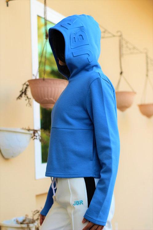 Lady kangaroo pocket hoodie