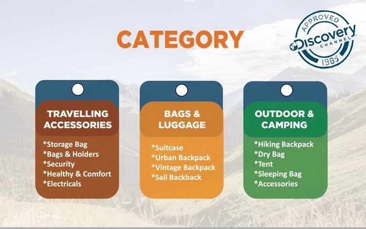 Discovery Adventures Camping Equipment | Jbr Fitness