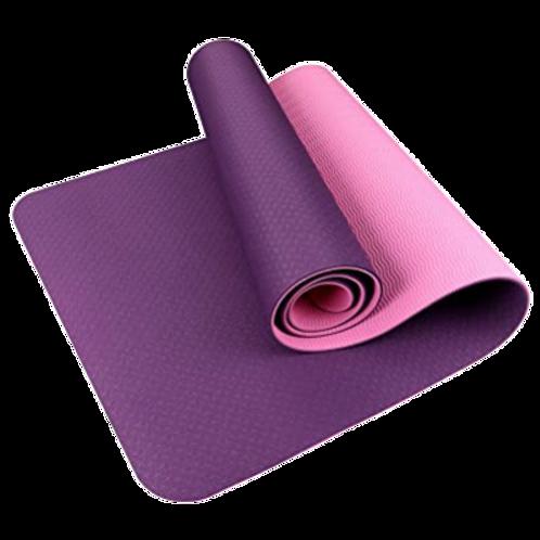 yoga mat non slip extra layer