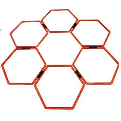 Agility rings (5 circles)