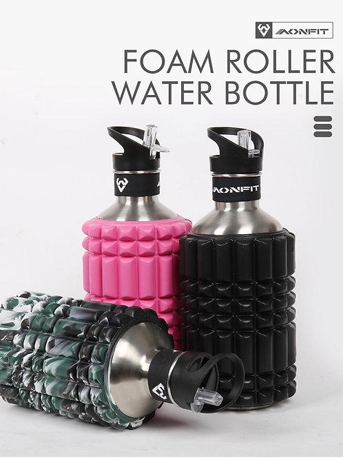 foam roller bottle