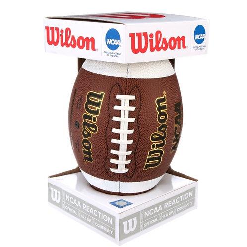 Wilson NCAA football  official size