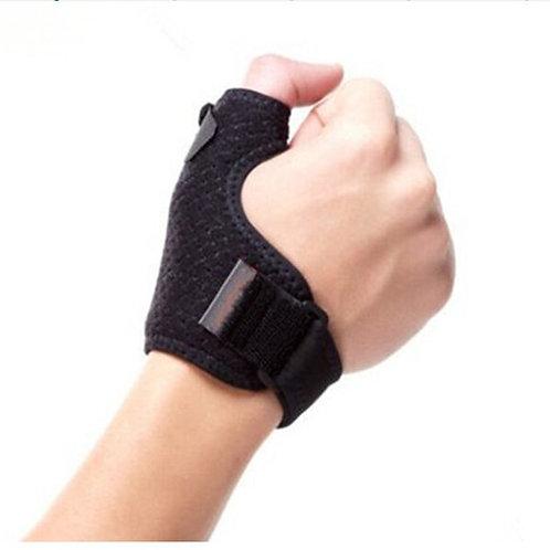 Wrist thumb protection