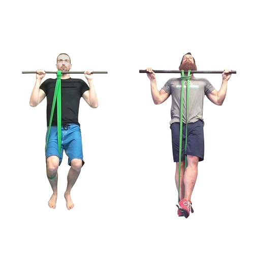Long exercise bands