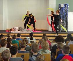 Students, ITEPS, Teacher, Art, Culture, Theater