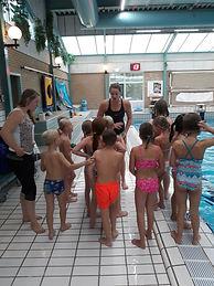 Students, ITEPS, Teacher, Swimming