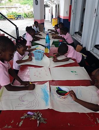 Teaching in a 'war zone'