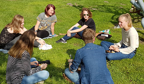Students, Gathering, ITEPS, Fun, Sun