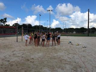 Summer Beach Volleyball Camp July 26-28