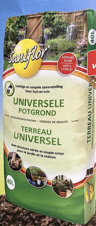 Universele Potgrond 40L
