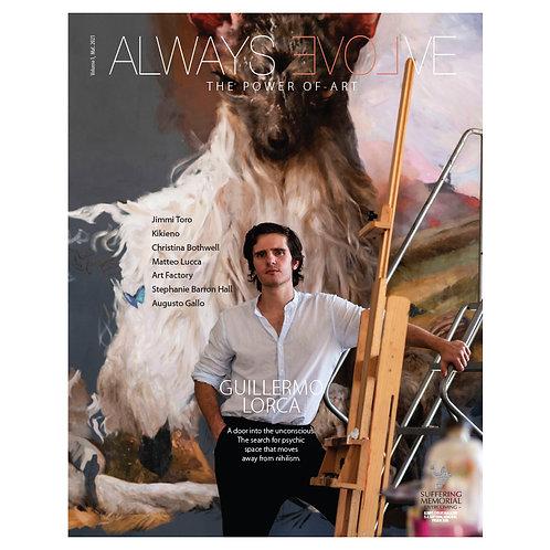Always Evolve Magazine March 2021