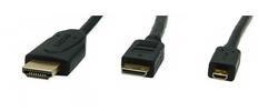HDMI-HDMImini-HDMImicro