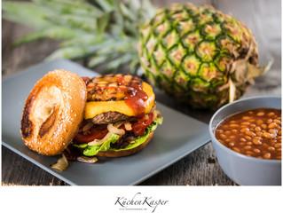 Big Kahuna Bagelburger